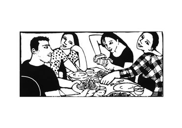 Voices At The Table No.6